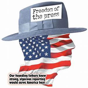 "southern orders : DOES AMERICA HAVE ""FREEDOM OF THE PRESS ..."