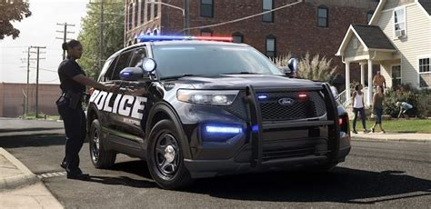 ford explorer previewed   police interceptor utility