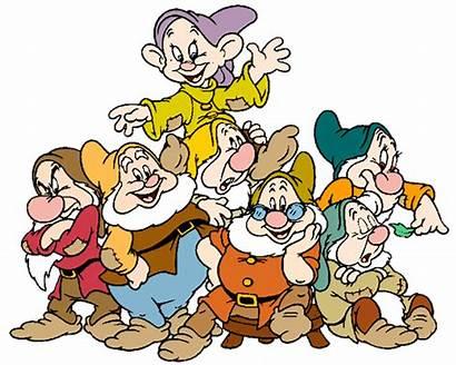 Dwarfs Seven Disney Imprimir Livro Enanitos Siete