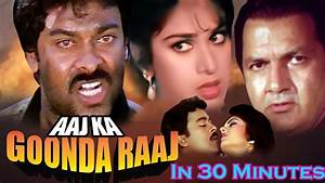 Hindi Action Movie | Aaj Ka Goonda Raj | Showreel ...