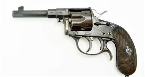 german  trigger officers model reich revolver
