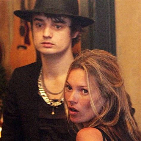 Pete Doherty blackmailed over private Kate Moss footage