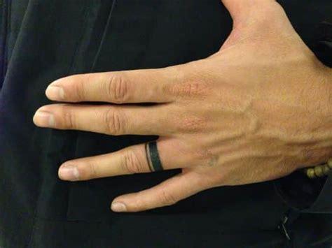 finger tattoos for men design ideas for guys