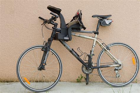 test du porte bébé vélo weeride k luxe matos vélo