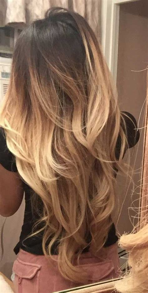 Ombre Hairstyles by Best Ombre Colored Hairstyles Hairstyles Haircuts 2016