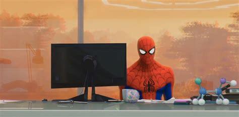 spider man   spider verse post credits scene