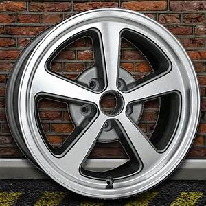 "17"" Charcoal Wheel for 2003-2004 Ford Mustang by REVOLVE 