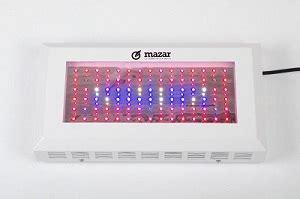 mazar spectrabox 90w led horticoles