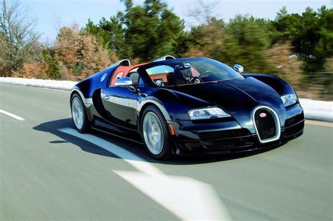 New Bugatti Veyron Grand Sport Vitesse Gets 1,200-horses