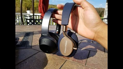 bowers wilkins px in depth comparison sony wh 1000xm2 vs bowers wilkins