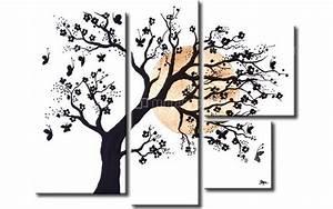 Bilder Bäume Gemalt : abstrakte bilder baum schwarz wei abstrakte bilder abstract art pinterest bild baum ~ Orissabook.com Haus und Dekorationen