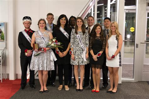 what is a homecoming recap 2015 homecoming court photos gateway
