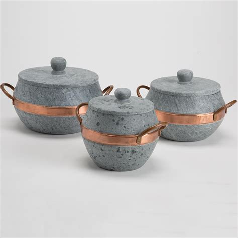 Soapstone Cookware by Soapstone Cookware