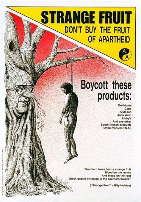 HistoryWiz: Boycott Apartheid