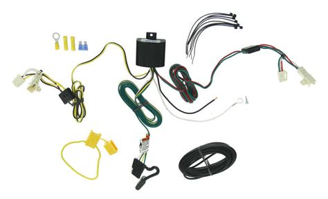 Custom Fit Vehicle Wiring Tow Ready For Rav