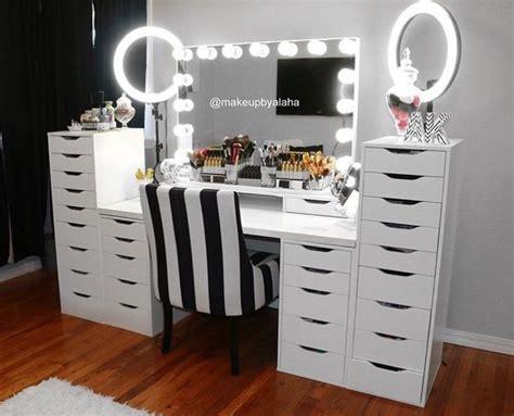 dressing table light ideas gorgeous makeup vanity ideas yishifashion