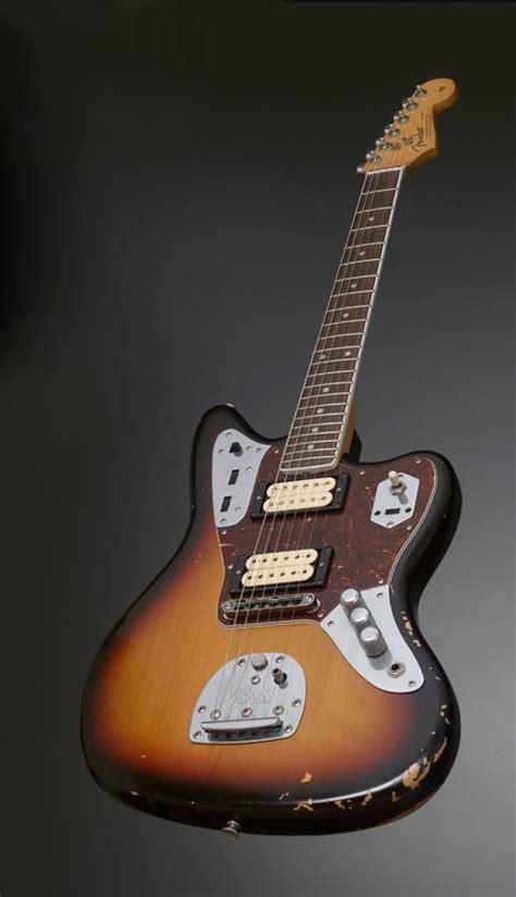 Test De La Fender Jaguar Kurt Cobain  Smells Like Cobain