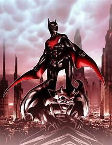 Venom vs Batman Beyond - Battles - Comic Vine
