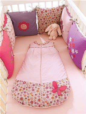 tour de lit b 233 b 233 modulable collection bio papillon modele couture enfant