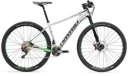 cannondale f si alloy s 1 mountainbike 2016 aby cannondale f si alloy 1 bike 2016 at rei