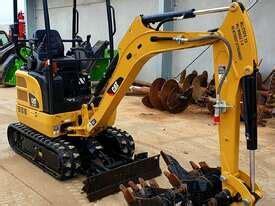 caterpillar  dcr mini excavators  listed  machinesu