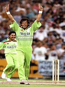 Cricketoria: Imran Khan Pakistani Cricketer