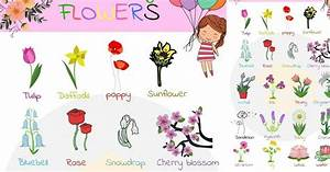 Flowers Names  Useful List Of Flowers With Images  With