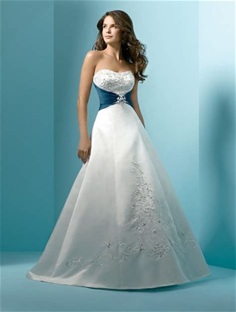 color wedding dresses wedding gowns with color accents