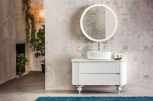 Commode Pour Salle De Bain : la commode vasque quand la salle de bains fait salon ~ Teatrodelosmanantiales.com Idées de Décoration