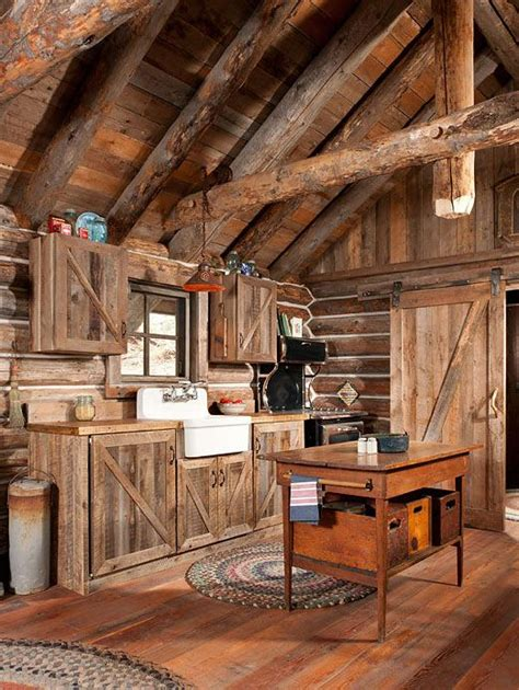 rustic cabin kitchen ideas just need a pantry or root cellar gorgeous