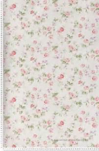 liberty rose et violet papier peint lut 232 ce d 233 co enfant