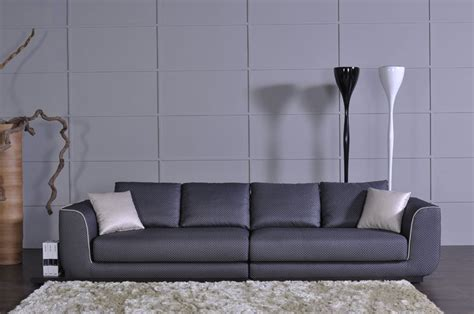 High Quality Affordable Modern Sofa 3 Large Comfortable