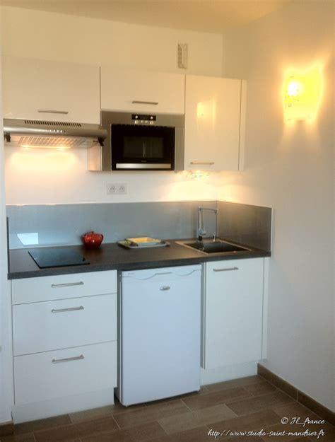 studio cuisine cuisine équipée studio