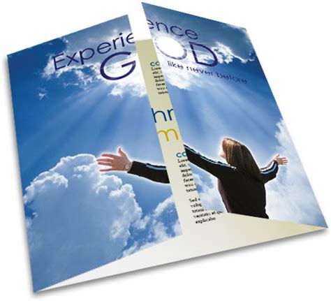 Free Church Brochure Templates by Free Indesign Templates Christian Church And Travel