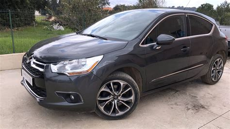 Ds4 Citroen by Citroen Ds4 D Occasion 2 0 Hdi 165 Sport Chic Nimes Carizy