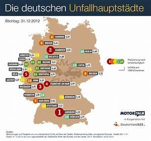 Schönsten Städte Deutschland : statistik unf lle in deutschland verkehr sicherheit news ~ Frokenaadalensverden.com Haus und Dekorationen