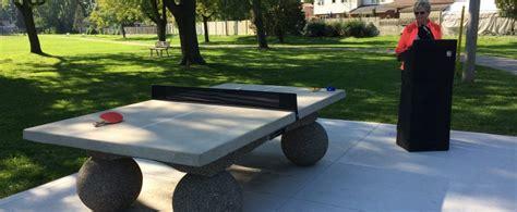 donate ping pong table blackburnnews com bringing a big city idea to windsor