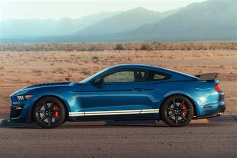 ford shelby mustang gt hiconsumption