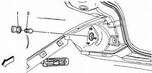 Rear Turn Signal Lamp Bulb  Replace