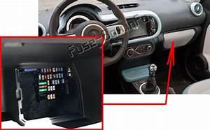 Fuse Box Diagram  U0026gt  Renault Twingo Iii  2015