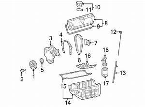 Pontiac Torrent Engine Valve Cover  Right  Liter  Models