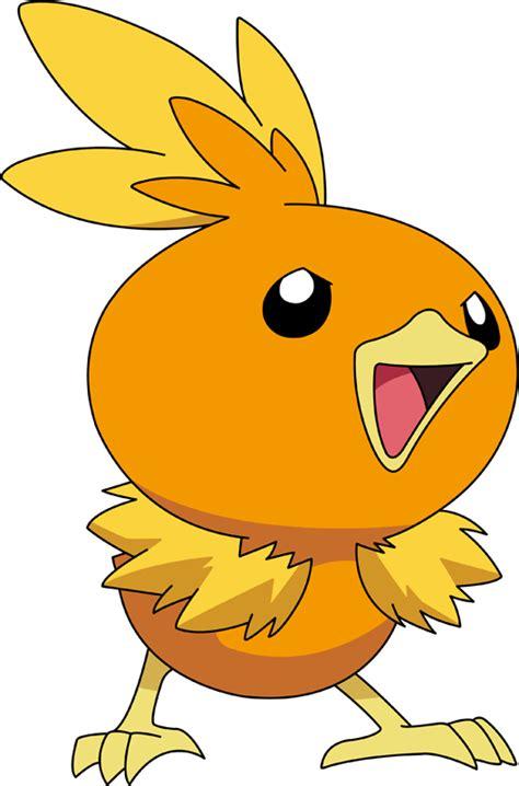 Pokémon Torchic, Id: 255, Class: Starter - PokemonPets