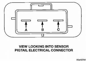 I Need A Spec Sheet For A 1997 Jeep Wrangler Crankshaft Position Sensor