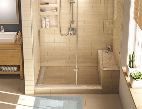 tile shower kits tile redi brings shower kits to market 2774
