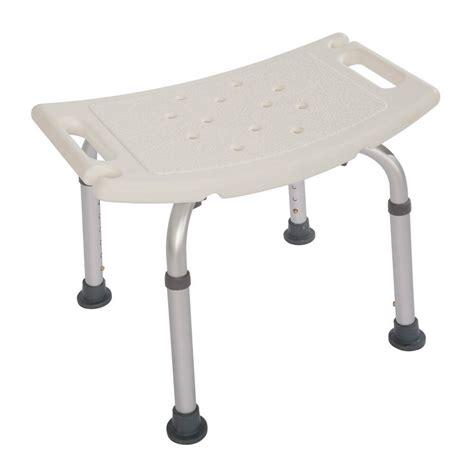 medical bathtub bench backless bath tub bench shower stool