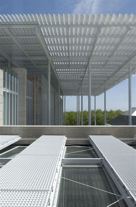chicago institute wing chicago designed by renzo piano architects architecture 친환경 건축