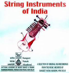 String Instruments of India (A Selection of Original Old ...