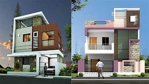 House, Front, Elevation, Designs, For, Double, Floor, Single, Floor, House, Front, Lrkeiks