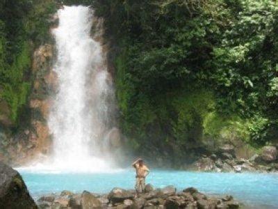 Rio Celeste Arenal Day Trip Costa Rica