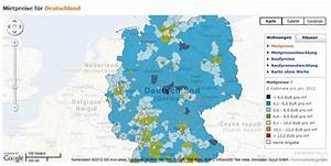 Immobilien In Deutschland : karten der attraktiven wohngegenden ~ Yasmunasinghe.com Haus und Dekorationen